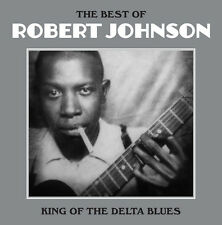 Robert Johnson BEST OF: KING OF THE DELTA BLUES 140g Collection NEW VINYL LP