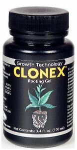 Clonex-Rooting-Gel-For-Clones-Propagation-100-ml-bottle-3-4-fl-oz