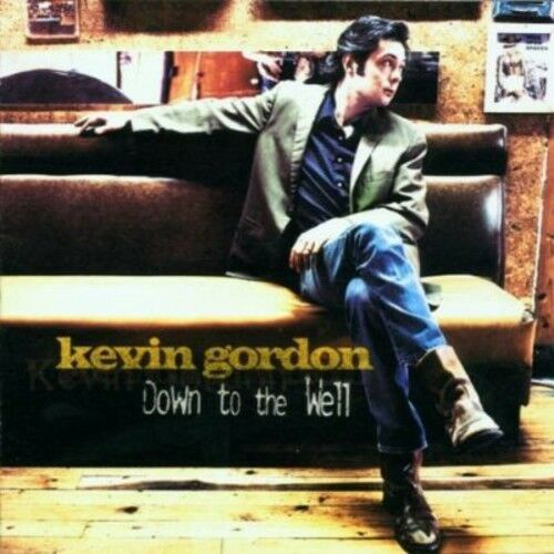 1 of 1 - Kevin Gordon - Down to the Well [New CD]