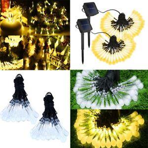 Outdoor-Solar-Powered-30LED-String-Light-Garden-Yard-Landscape-Lamp-Party-Xmas