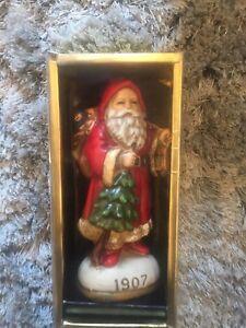 Christmas Reproductions Inc. Memories of Santa 1907 Figure ...