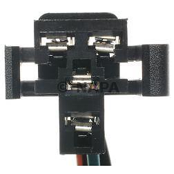 HVAC Blower Motor Resistor Connector-SOHC NAPA//ECHLIN PARTS-ECH EC4