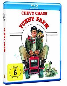 Chevy-Chase-Funny-Farm-auf-Blu-Ray-NEU-OVP