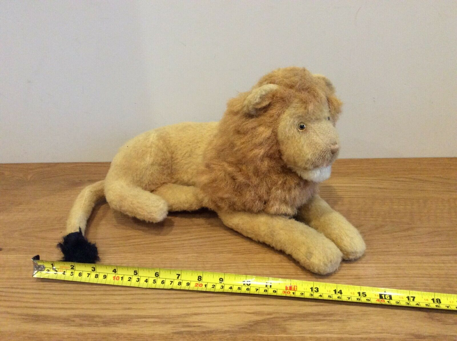 Big Old Vintage Vintage Vintage Antique Mohair Toy Lion  - Bear Available Worldwide dd4bd8