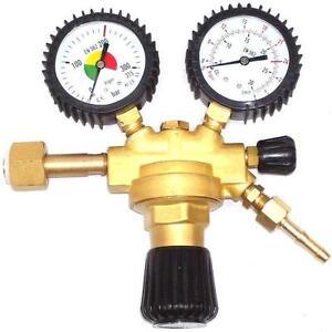 Druckregler-Druckminderer-Argon-CO2-MIG-MAG-WIG-TIG-Gas-Schweissgas-Schutzgas