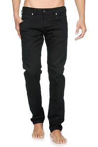 76cd5084 Diesel - NEW - Belther Slim Fit Mens Jeans - 0886Z Black/Grey - RRP ...