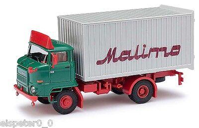 Busch 95525 ESPEWE: IFA  L60 ETK (Ersatzteilkoffer) »Malimo, H0 Auto Modell 1:87
