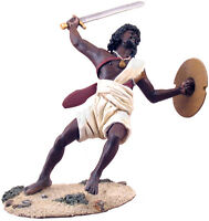 Britains Sudan War 27023 Hadendoa Warrior Falling Wounded 1