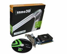 INNO3D NVIDIA Geforce GT 730 2GB PCI Express 2.0  x16 Video Graphics Card HMDI