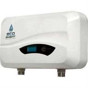 Ecosmart 5.5kW @ 220V / 6kW @ 240V Point Use Electric Tankless Hot Water Heater