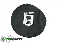 1997-2017 Jeep Wrangler Call of Duty MW3 ELITE COD Spare Tire Cover MOPAR OEM