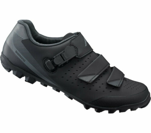 Shimano Vélo Chaussures Mtb Enduro sh-me3l SPD Velcro Black taille 39