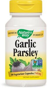 Nature-039-s-Way-Garlic-amp-Parsley-100-Capsules