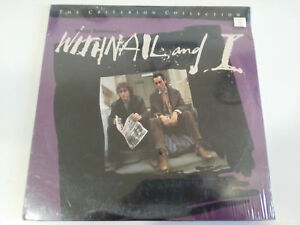 WITHNAIL-AND-I-PAUL-McGANN-CRITERION-COLLECTION-LASERDISC-LD-LASER-DISC-NUEVO