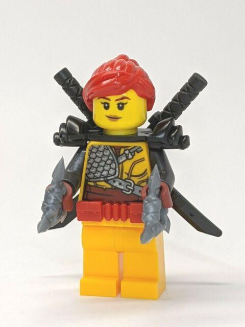 NEW Skylor - Hunted LEGO Minifigure 70651 Ninjago Ninja ...