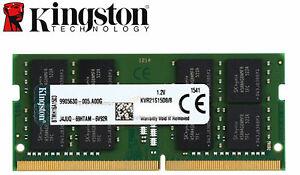 Kingston 8 16 32 GB DDR4 3200 SODIMM LAPTOP Notebook PC Memory KVR32S22S8 / D8