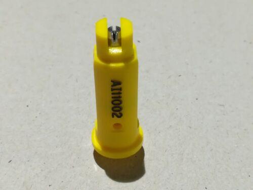 Teejet inyector-flachstrahldüsen vs-boquilla de acero inoxidable jeringa inyectores aii1002-15