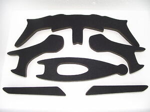 Bell Gage Aftermarket Helmet Replacement Foam Pads Cushions Kit Bike Liner Set