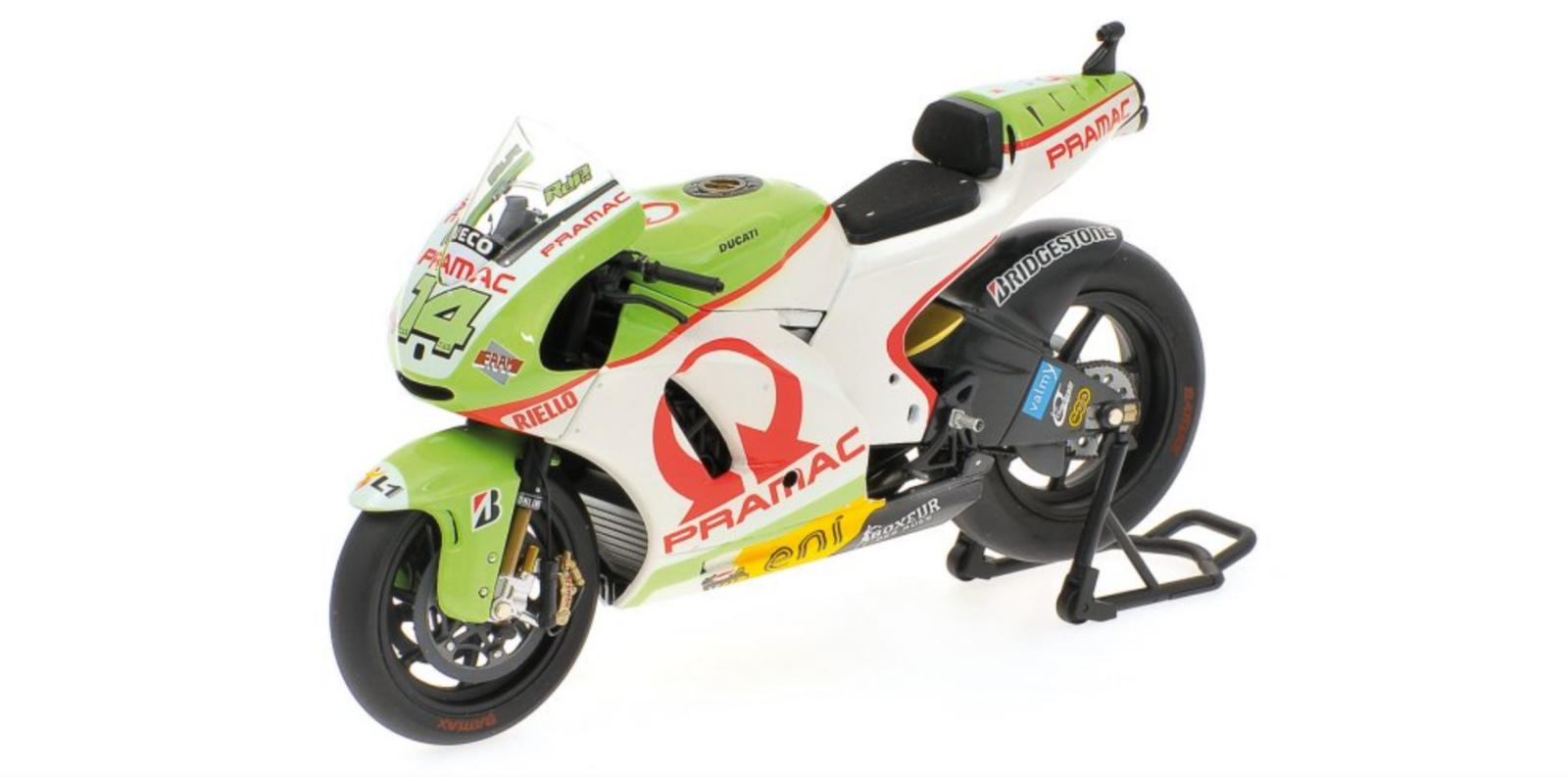 1 12 Ducati Desmosedici de Puniet Qatar 2011  1 12 • Minichamps 123110014  pour la vente en gros