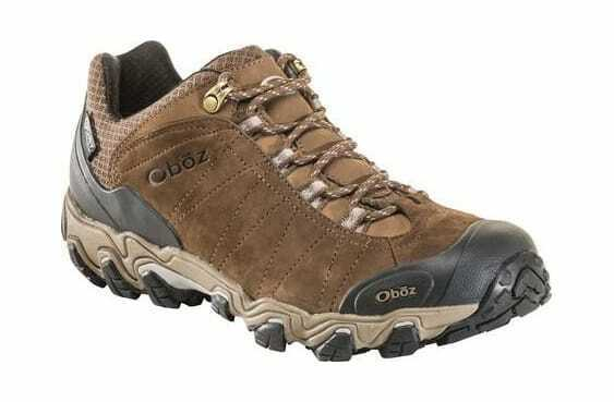 Men's Oboz Bridger BDry Hiking shoes Canteen Brown