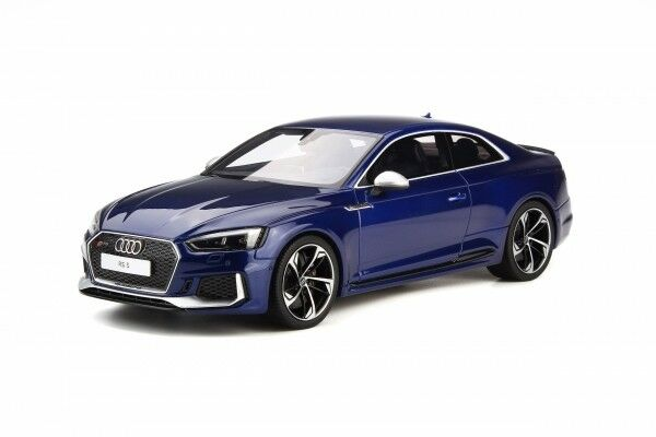 GT Spirit 062 Audi RS5 2017 Navarra blue 1 18 - limited 1 999