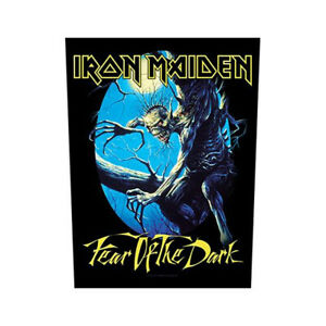Iron-Maiden-Fear-of-the-Dark-Official-Giant-30x36x27cm-Sew-On-Back-Patch