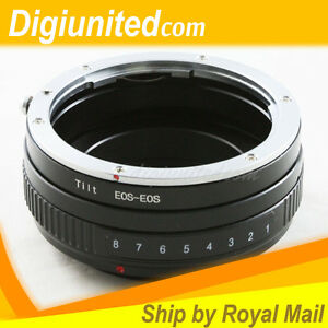 Macro-tilt-Canon-EOS-EF-S-lens-to-Canon-EOS-mount-camera-adapter-5D-III-6D-700D