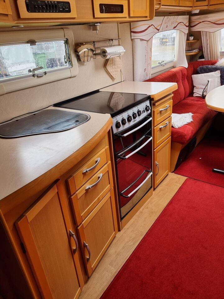 Kabe Kabe Royal 590XL KS, 2008, 1440 kg egenvægt