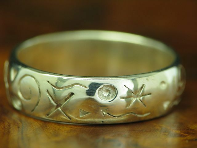 925 STERLING silver RING   GEMUSTERT   ECHTsilver   3,9g   RG 55