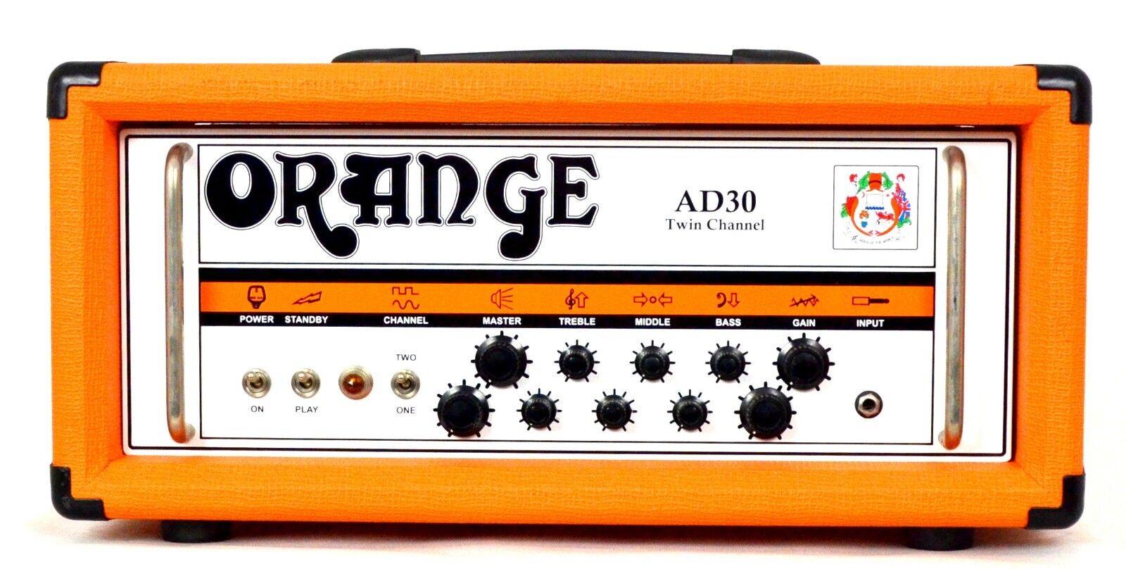 Orange AD30HTC Head Guitar Amp