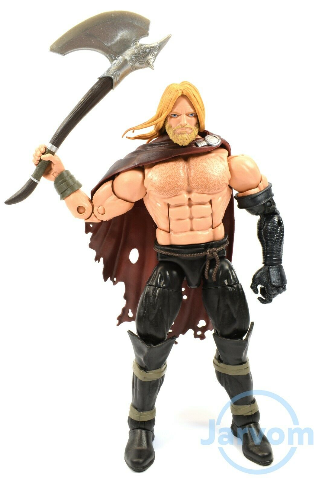Marvel Legends 6   Zoll Sdcc Kampf für Asgard Thor Odinson Locker Komplett