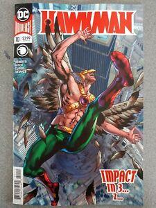 HAWKMAN-10a-2019-DC-Universe-Comics-VF-NM-Book