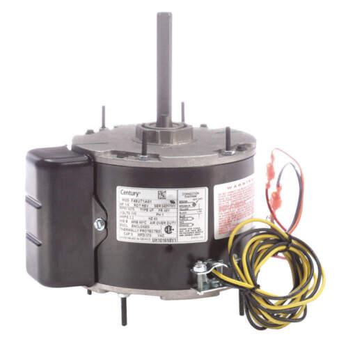 Unit Heater Motor,1//6 HP,1075,115 V,48Y UH1016NBV1