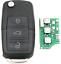 Mitsubishi-380-DB-Car-Key-Remote-Flipkey-Transponder-2005-2006-2007-2008 thumbnail 4