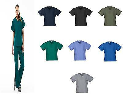 Scrubs Medical, Dental, Vet, Unisex Classic Top XS-5XL