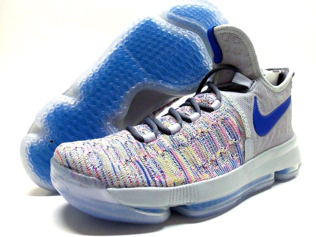Nike kd 9 ix id anthrazit kevin durant multi-color / anthrazit id größe der männer 9. df8e7f