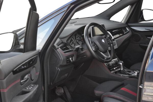 BMW 218d 2,0 Active Tourer Sport Line aut. - billede 5