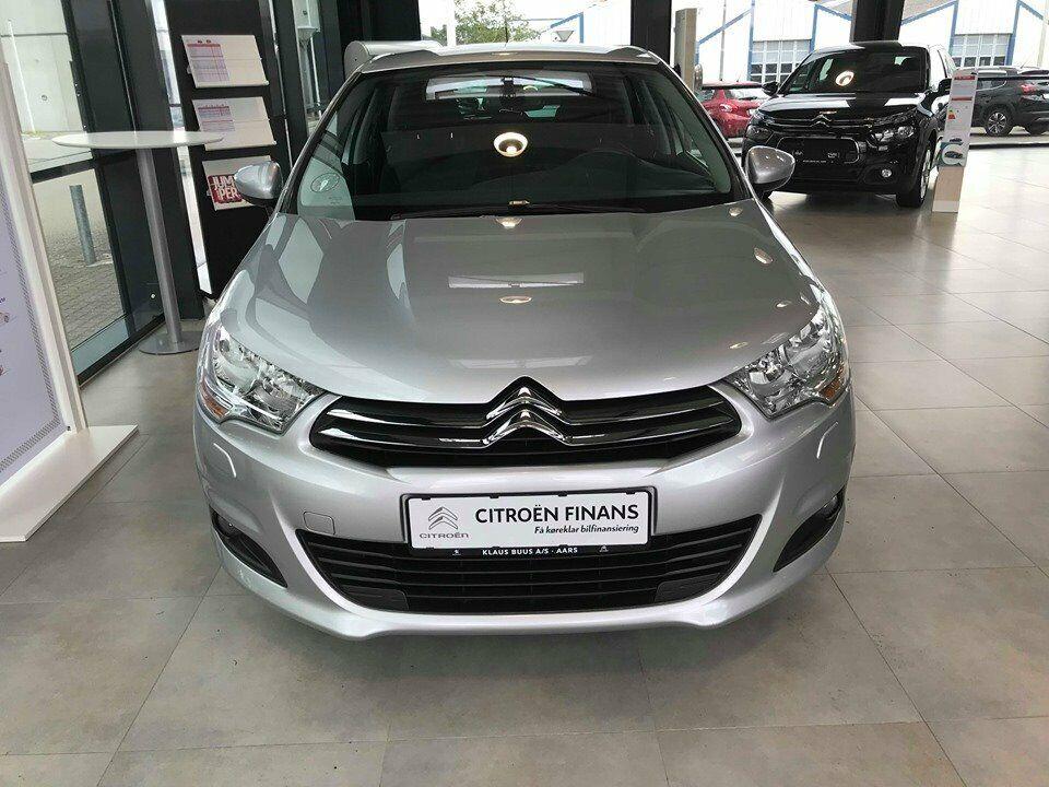 Citroën C4 1,6 e-HDi 115 Seduction Diesel modelår 2014 km