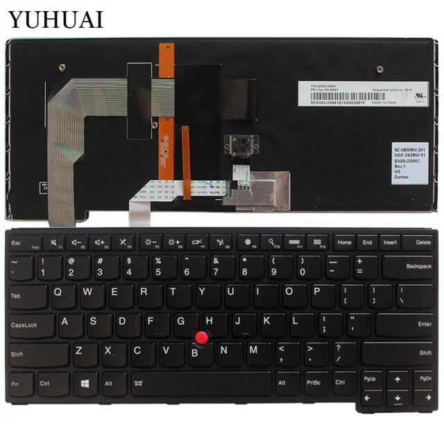 New for IBM LENOVO Thinkpad YOGA 14 S3 backlit keyboard 00HW800 SN20F98451