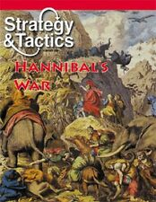 Strategy & Tactics #254 Jan-Feb 2009: HANNIBAL'S WAR
