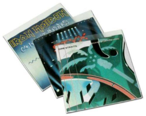 "50 BCW Clear Polypropylene Sleeves Storage Art Prints Photos 7-3//8/"" X 7-5//8/"""