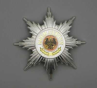 ORDER OF THE BLACK EAGLE PRUSSIA BREAST STAR