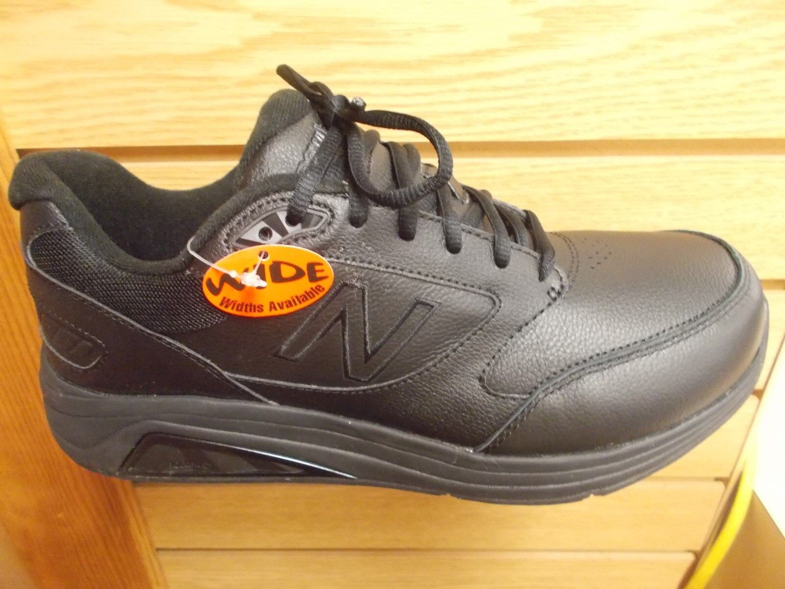 NEW NEW NEW BALANCE MEN'S MW928BK2 WALKING SHOE EXTRA WIDE 4E SIZES 8.5 TO 13 NEW BLACK 9ce4ca