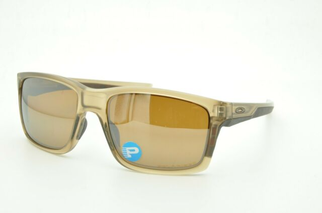 253be4c227b Oakley Sunglasses Mainlink OO9264-06 Matte Sepia Polarized Tungsten
