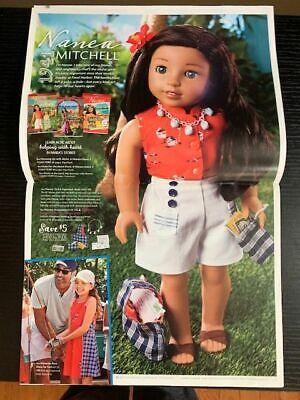 American Girl Catalog Introducing Nanea Collectible