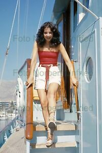 Vicky-Leandros-on-The-Ship-Photo-20-X-30-CM-Without-Autograph-Nr-2-151