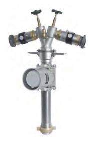 Charmant Eau Potable Wassermess 4000l/min Tube Vertical Dn80 2x Système Séparateur En Acier Inoxydable-afficher Le Titre D'origine