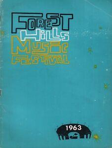 BOB-DYLAN-JOAN-BAEZ-KINGSTON-TRIO-1963-FOREST-HILLS-MUSIC-FESTIVAL-PROGRAM