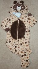 New 6-9 mo Baby Boys//Girls Puppy Hooded Pram Suit Outfit; Halloween Size 3-6