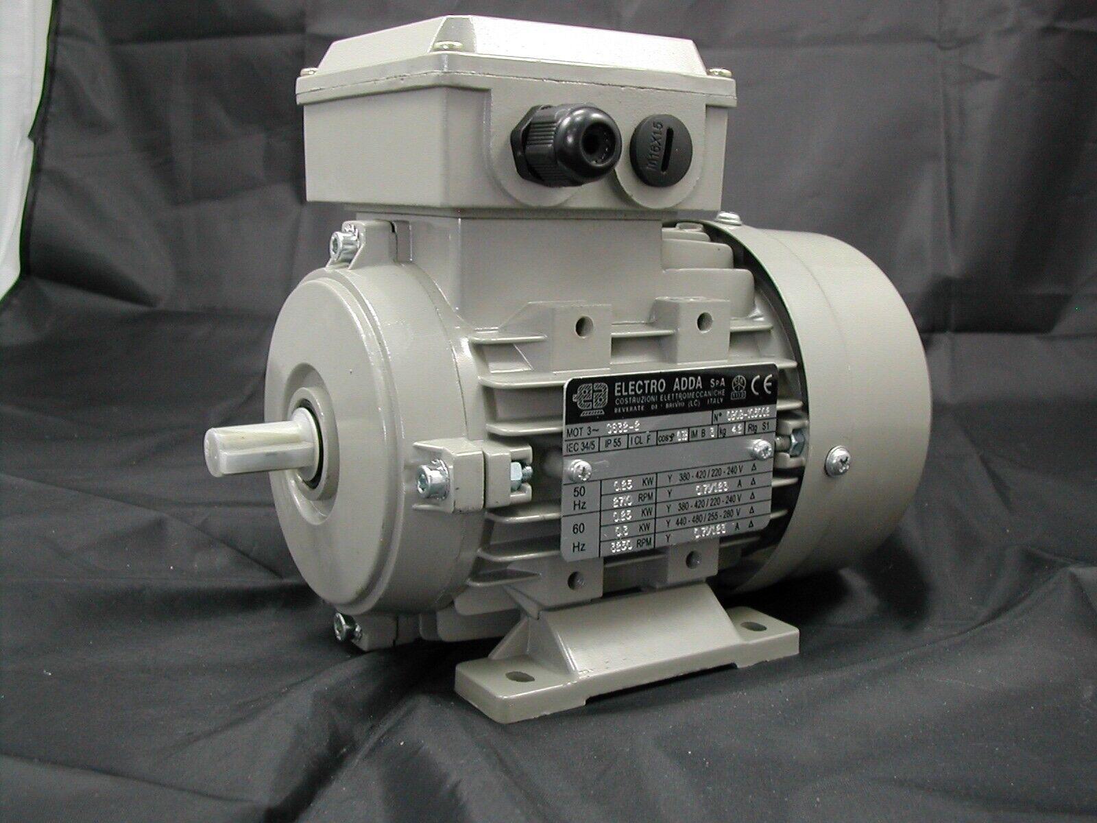 ROSTOCK RS1101 SHA... SHADE POLE FAN MOTOR 1//20HP 115V 50//60HZ 1550 RPM CCW